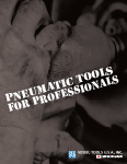 SP-Air Pneumatic Tools 2021 Catalog